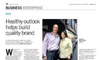 AFR Story March 2008